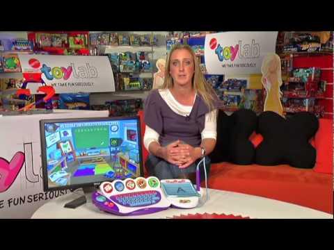 Computer Cool School From Mattel's ToyLab.com.au