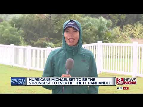 Nebraska workers head to Florida to help with Hurricane Michael