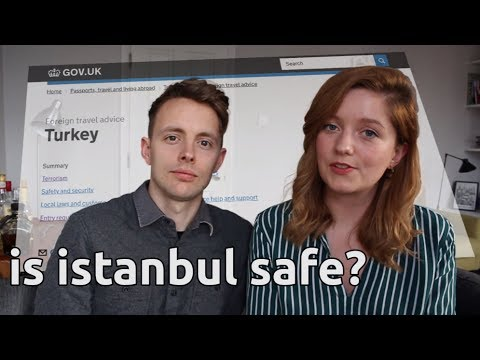 istanbul in 2018 | what's it like and is it safe?