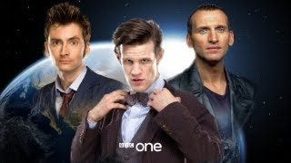 "Doctor Who: ""The Curse of a Timelord"" Ultimate 50th Anniversary Trailer - BBC One 2013 (HD)"