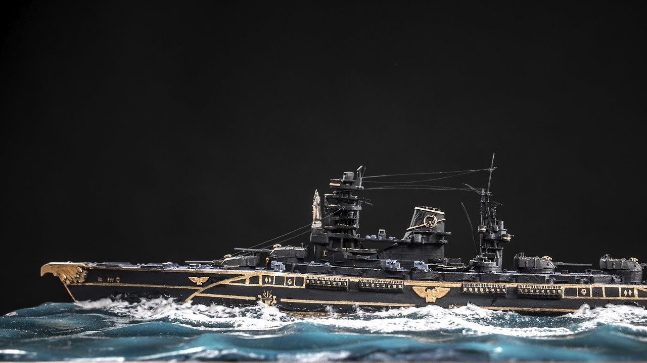 The cheapest way to create realistic water / World of Warships Blitz