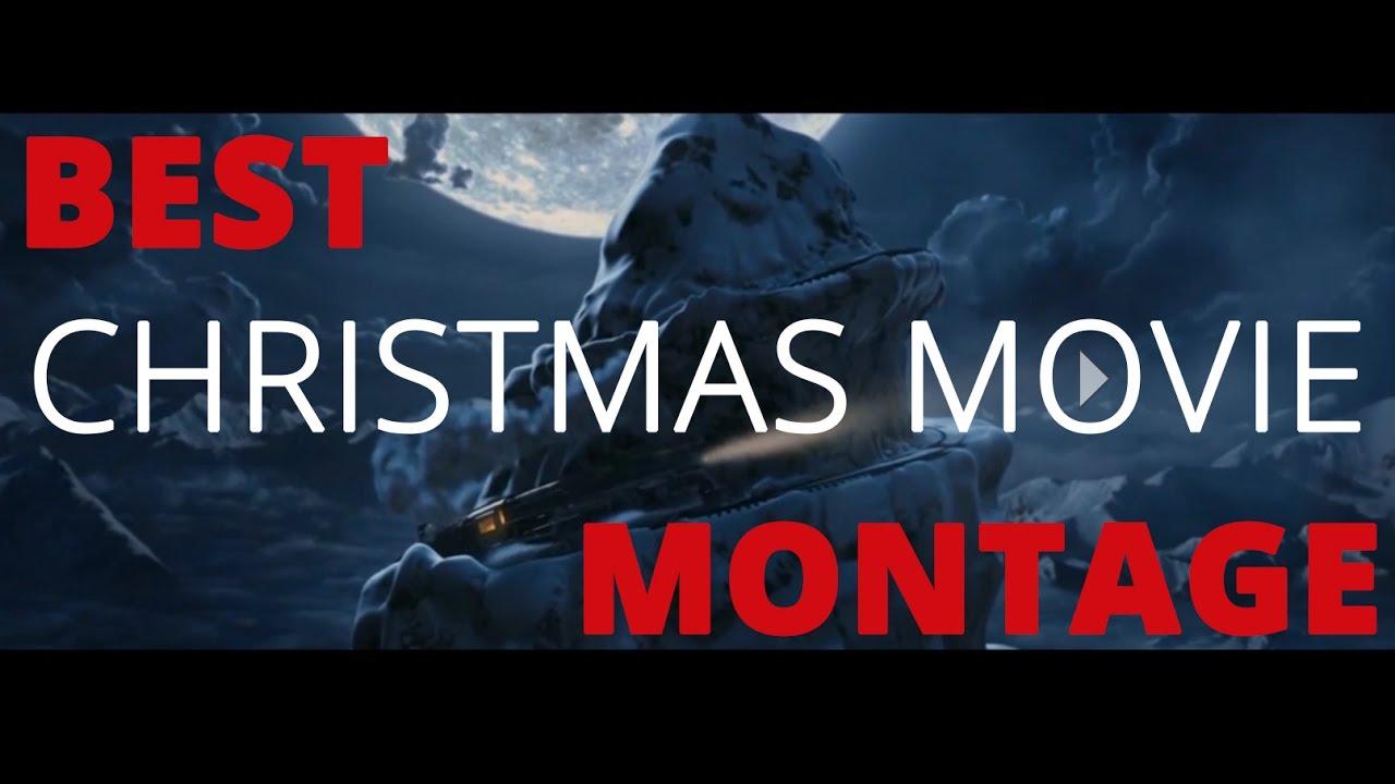 Our Favorite Christmas Movie Montage