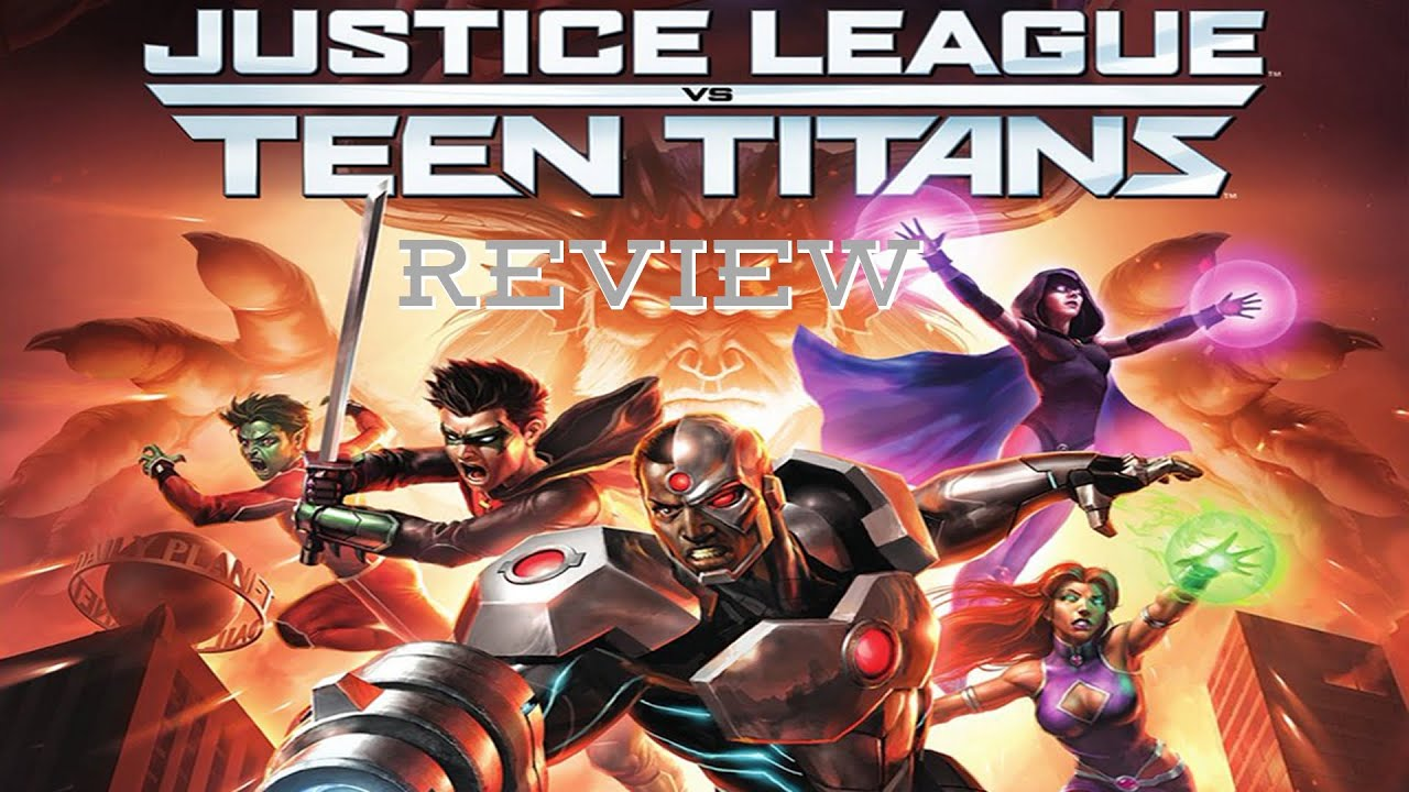 Justice League Vs Teen Titans Review - Youtube-7275