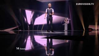 Ott Lepland - Kuula - Live - 2012 Eurovision Song Contest Semi Final 2
