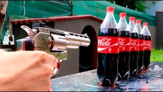 REVOLVER VS COCA COLA !! (SALE MAL) Makiman thumbnail