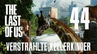 The Last of Us #044 - Giraffen Herde  [Let's Play] [PS3] [Deutsch] [HD]