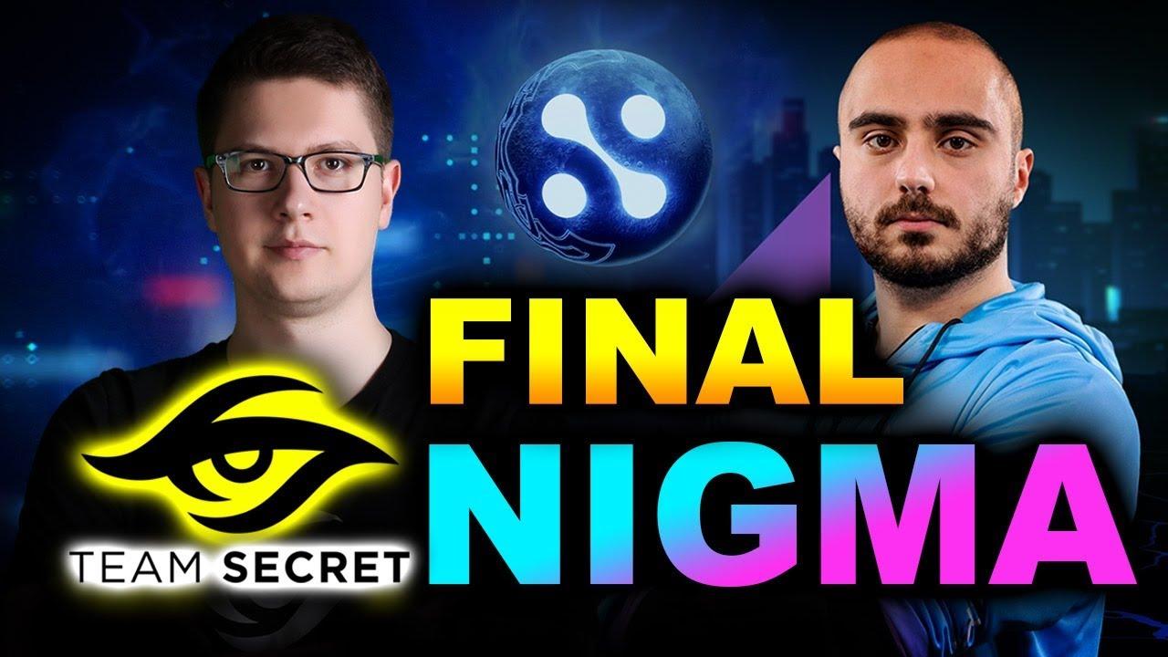 NIGMA vs SECRET - GRAND FINAL - WEPLAY! MAD MOON DOTA 2 thumbnail