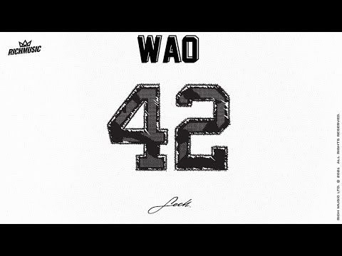 Sech - Wao (Audio Oficial)