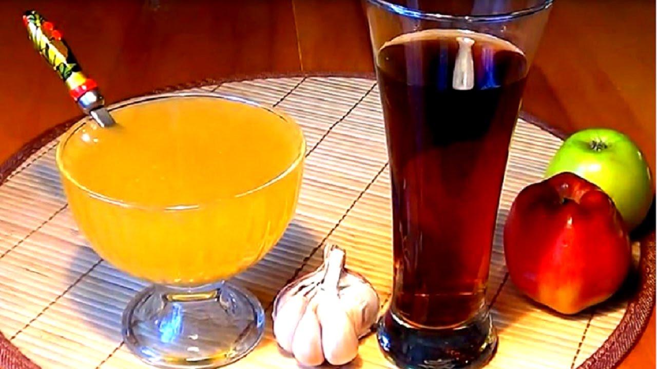 Мед и яблочный уксус для похудения: рецепт напитка.