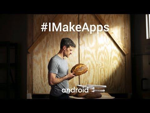 #IMakeApps | Maurizio Leo | Baker | SkyView | United States |