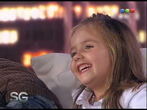 Maru Botana Hijos >> Maru Botana, sus hijos y su incursión en el teatro - Susana Giménez 2007 - YouTube
