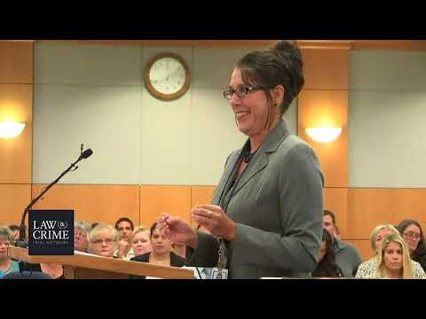 Ashley McArthur Trial Prosecution Closing Argument