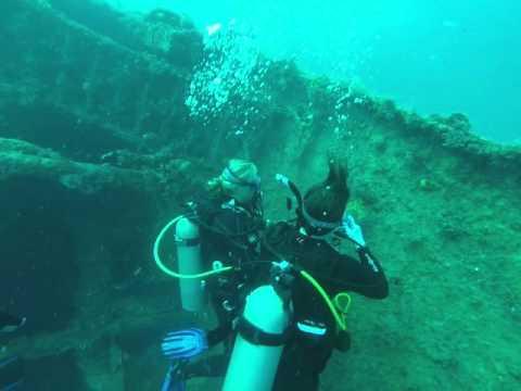 Wreck Dive Tavernier Florida