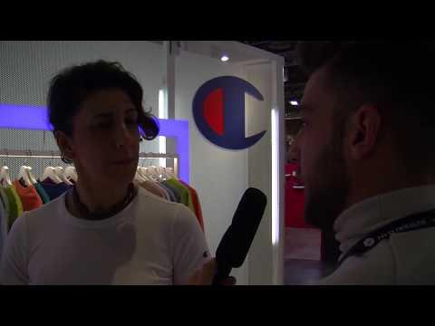 Pitti Uomo 93 intervista a Champion Europe - Istituto Modartech