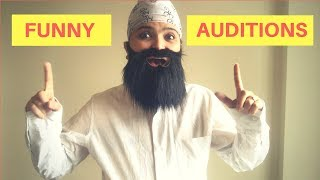 FUNNY AUDITIONS EVER | Nautanki Naari