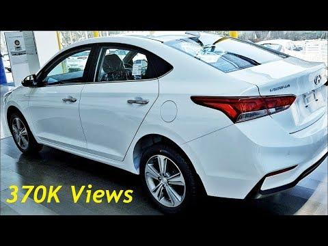2018 Hyundai verna sx(o) optional review with sunroof