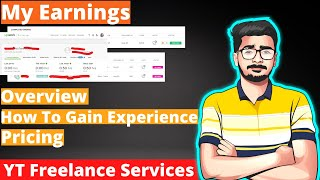 My Earning From YouTube SEO Services | Earn Money Online From YouTube | YouTube Freelance Services