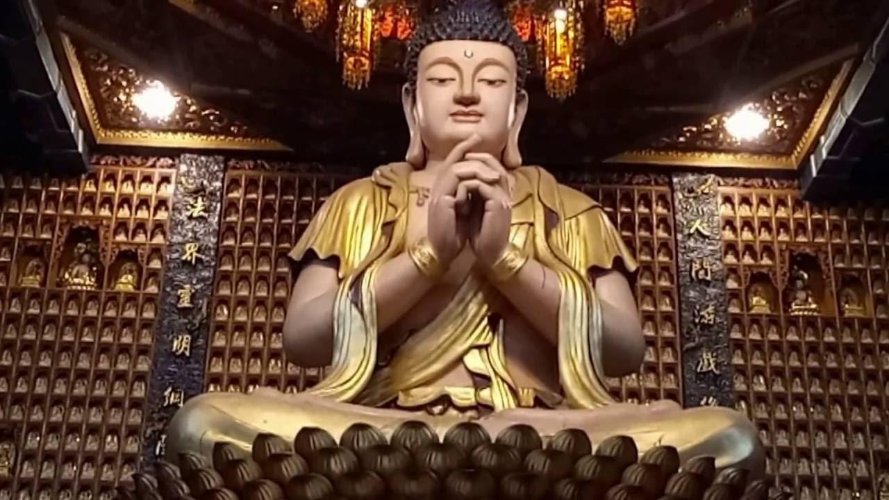 Chùa Vạn Phật – Quận 5, TP HCM (có phụ đề)