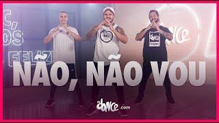 Download Não, Não Vou - Mari Fernandez | FitDance (Coreografia) | Dance Video