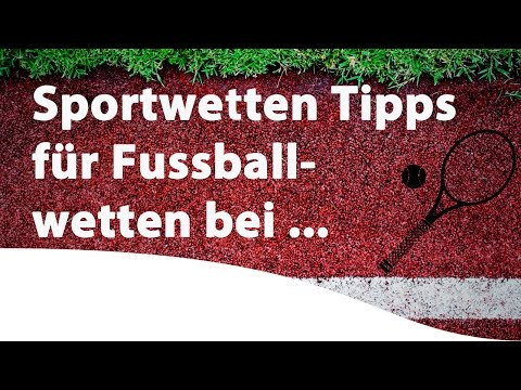 Video Sportwetten online tipps