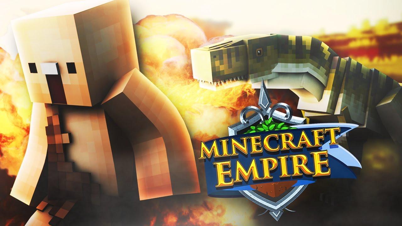 DAS ABENTEUER BEGINNT MINECRAFT EMPIRE MOOO YouTube - Minecraft empire spielen