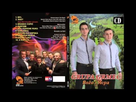 Grupa Grmec Bozo i Repa - Ostra Luka BN Music Etno 2016 Audio