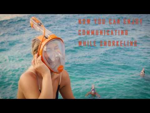 OCEAN REEF Snorkie - Talkie - Snorkel Comm