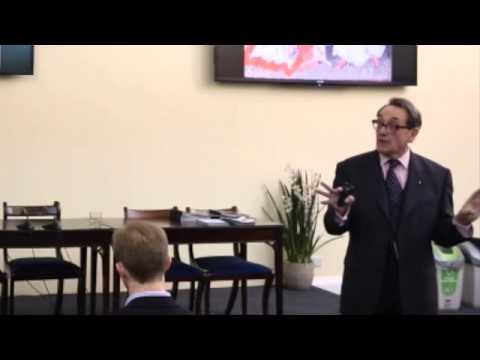 Felipe Fernandez-Armesto Lecture - Part One