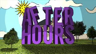 Gambar cover After Hours- Grafismo