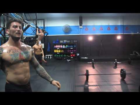 Men's Fitness Magazine & HFP Try CrossFit