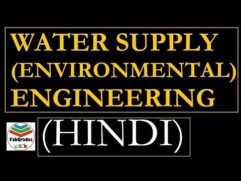 Lec-12 Filtration  Water Supply Engineering in HINDI  Environmental Engineering GATE IES ESE