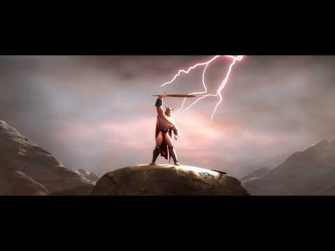 Ronal the Barbarian - Intro Scene