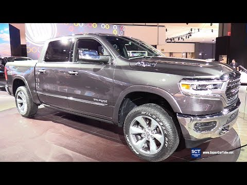 2019 Ram 1500 New & Unique Feature: More Tailgate Than You'll Ever Need?