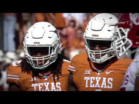 GODZILLA  teaser - Malik Jefferson The University Of Texas Football letsride