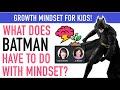 BATMAN BELIEF A MATH GROWTH MINDSET mp3