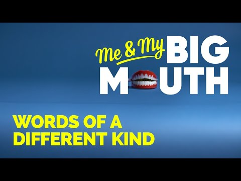 Sunday Live / Words of a Different Kind / Me & My Big Mouth - Part 3
