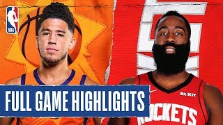 SUNS at ROCKETS | FULL GAME HIGHLIGHTS | December 7, 2019