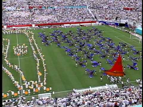World Cup Orlando 1994 Bid and Host Committee Video 1991-1994