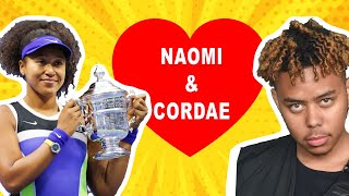 Inside the ROMANCE of Naomi Osaka & Cordae!