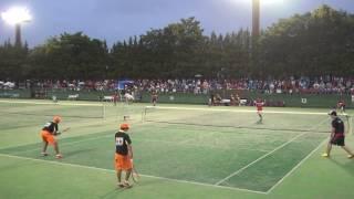 25日 ソフトテニス男子 団体 羽黒×東北 決勝 4 thumbnail