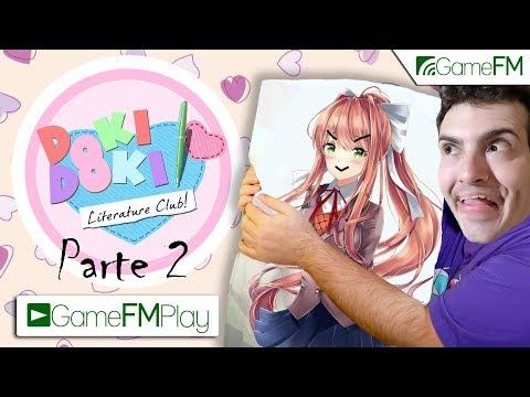 Vamos terminar Doki Doki Literature Club - GameFM Play Live