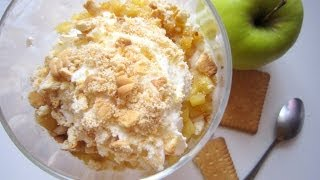 RECIPE: Apple Pie Parfaits