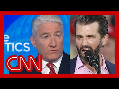 John King takes on Trump Jr.'s attack: This is dangerous
