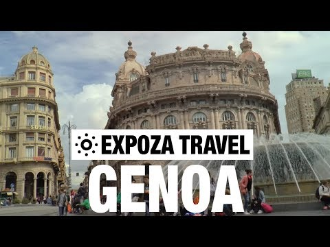 Genoa (Italy) Vacation Travel Video Guide