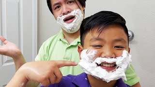 Alex Pretend Play Wants to Be A Grownup Adult | Funny Children Stories