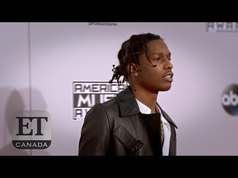 Petition Demands A$AP Rocky Release From Swedish Jail