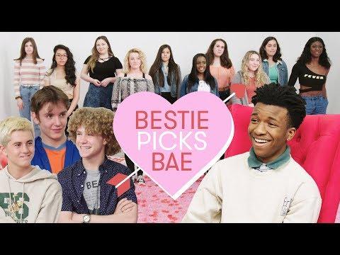 I Let My Best Friends Pick My Girlfriend: Kijani   Bestie Picks Bae