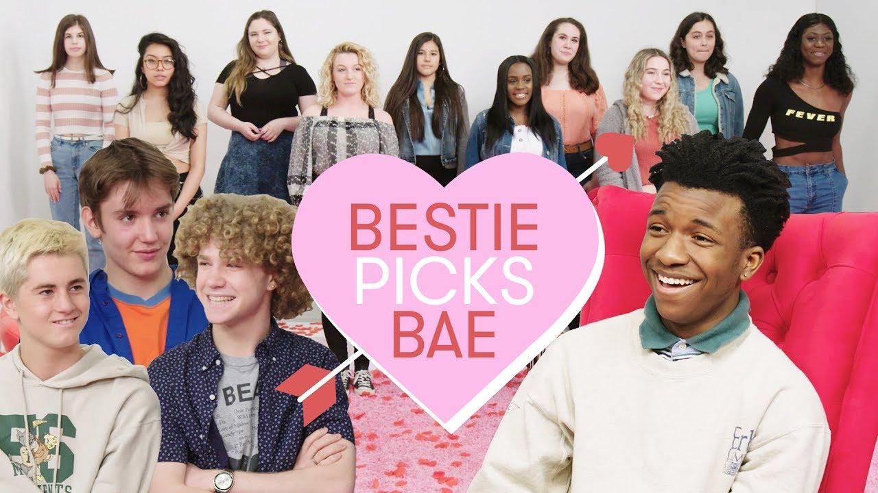 Download I Let My Best Friends Pick My Girlfriend: Kijani | Bestie Picks Bae | Seventeen