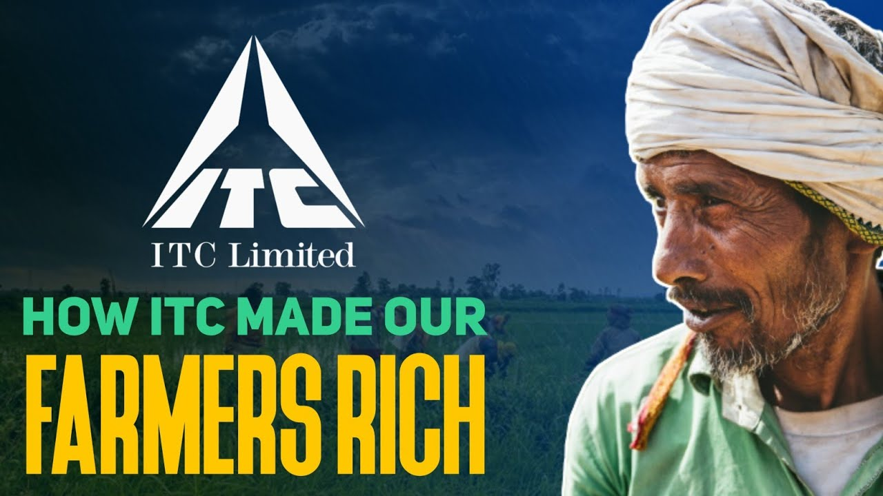 How ITC's Business STRATEGY revolutionised Indian Agriculture? : Business case study