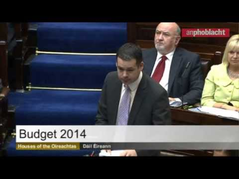 Budget 2014: Pearse